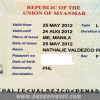Hướng dẫn xin visa tại đại sứ quán