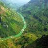 Vẻ đẹp dòng sông Nho Quế trên cao nguyên Hà Giang