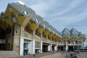 Khu nhà lập phương ở Hà Lan