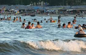 Biển hải hòa đầy cuốn hút khách du lịch