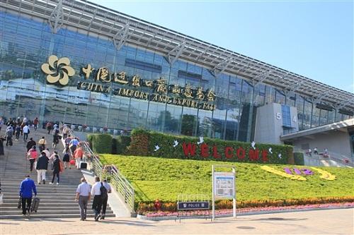Hội Chợ Canton Fair thu hút hàng trăm lượt khách du lịch đến tham quan