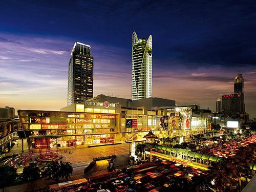 Thiên đường mua sắm Bangkok