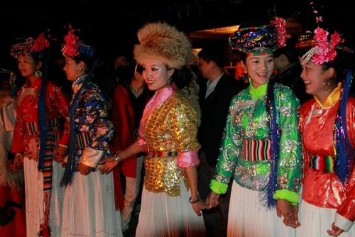 Bộ tộc Mosuo Trung Quốc