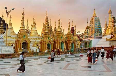 Thái Lan xinh đẹp và tráng lệ