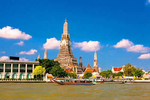 Vẻ đẹp xinh của Thái Lan