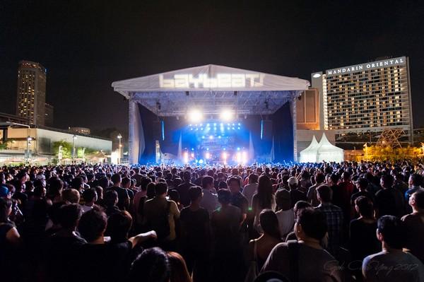Baybeats- nơi thưởng thức âm nhạc miễn phí