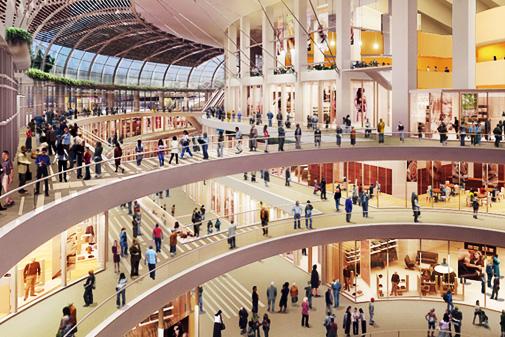 Thiên đường mua sắm Vivo City ở Singapore- điểm du lịch hấp dẫn