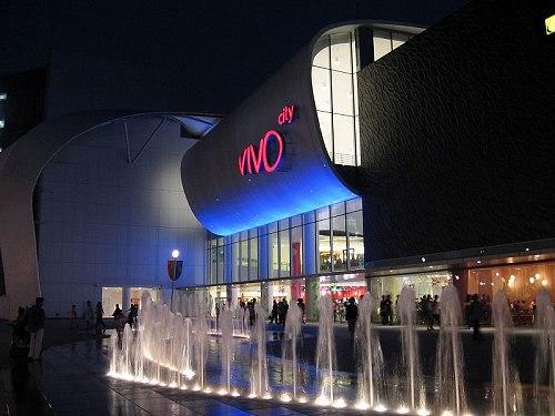Vivo City trung tâm mua sắm lớn nhất ở Singapore