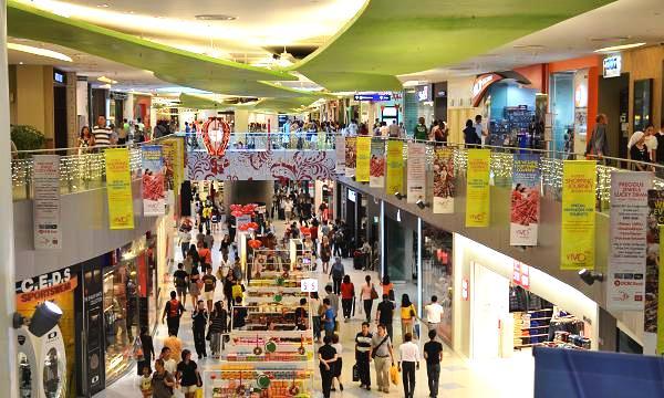 Tại Vivo City có đa dạng, phong phú sản phẩm, thương hiệu